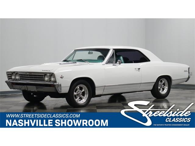 1967 Chevrolet Chevelle (CC-1525640) for sale in Lavergne, Tennessee
