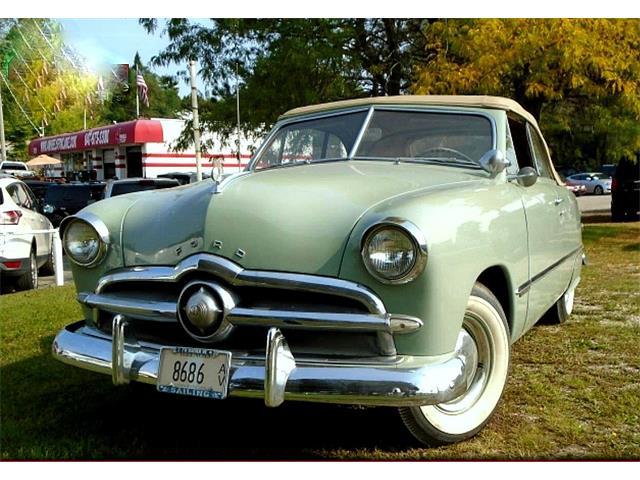 1949 Ford Crestliner (CC-1525649) for sale in Stratford, New Jersey
