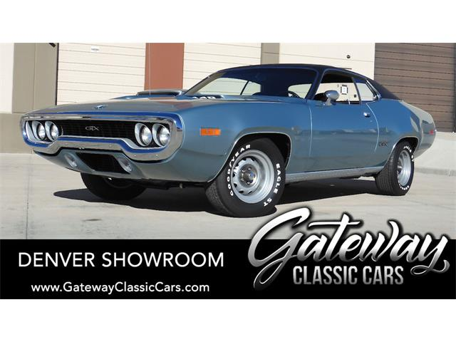 1971 Plymouth GTX (CC-1525657) for sale in O'Fallon, Illinois