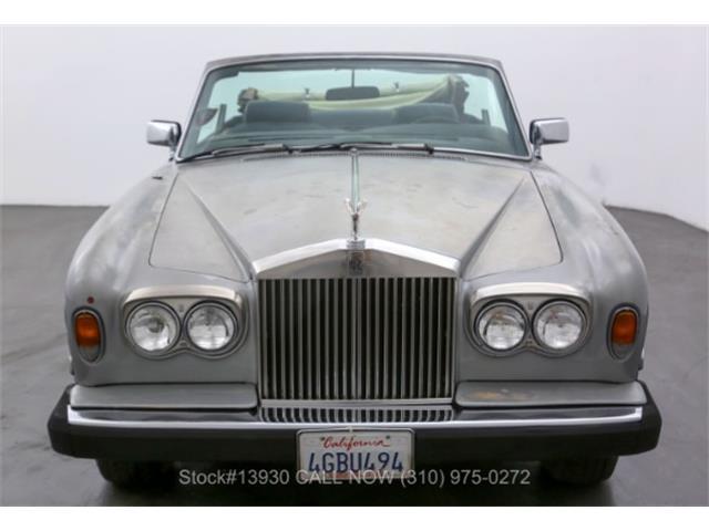 1983 Rolls-Royce Corniche (CC-1525665) for sale in Beverly Hills, California