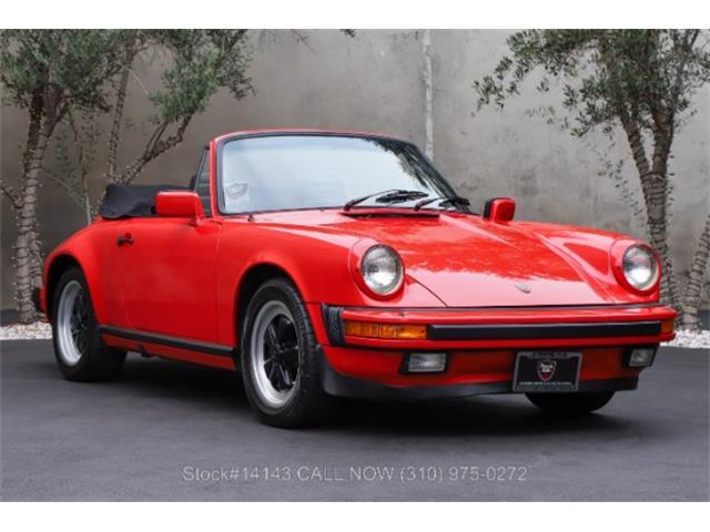 1984 Porsche Carrera (CC-1525669) for sale in Beverly Hills, California