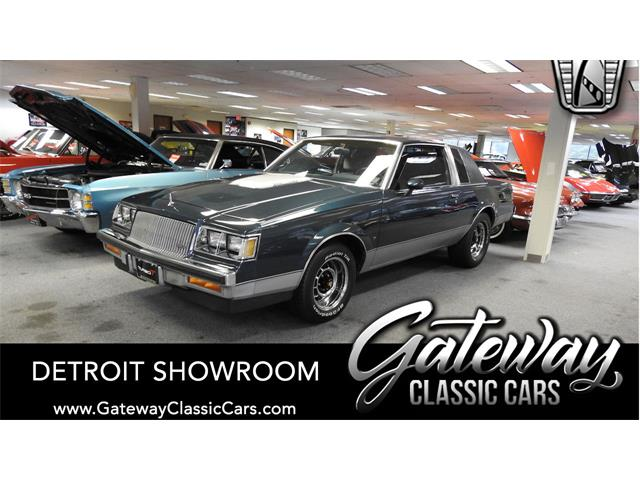 1987 Buick Regal (CC-1525671) for sale in O'Fallon, Illinois
