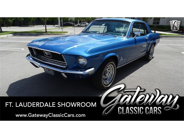 1968 Ford Mustang (CC-1525688) for sale in O'Fallon, Illinois
