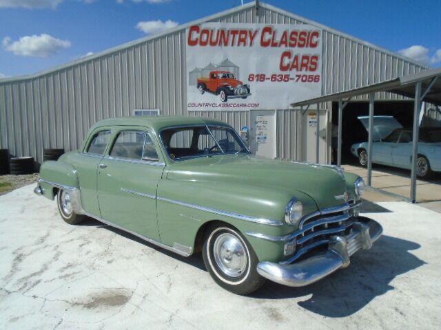 1950 Chrysler Windsor (CC-1525692) for sale in Staunton, Illinois