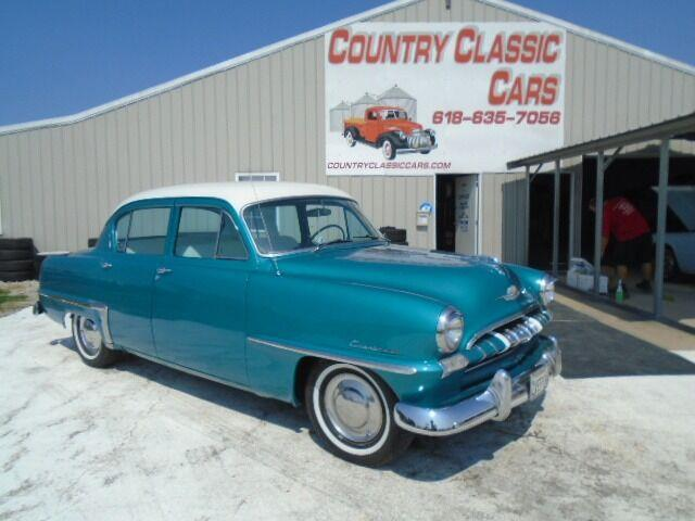 1953 Plymouth Cranbrook (CC-1525693) for sale in Staunton, Illinois