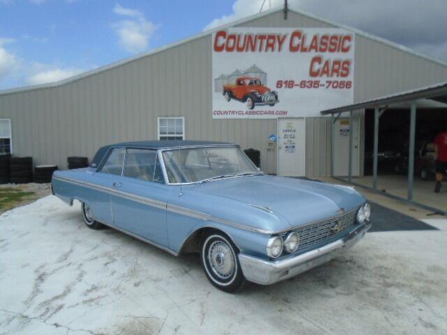 1962 Ford Galaxie 500 (CC-1525694) for sale in Staunton, Illinois