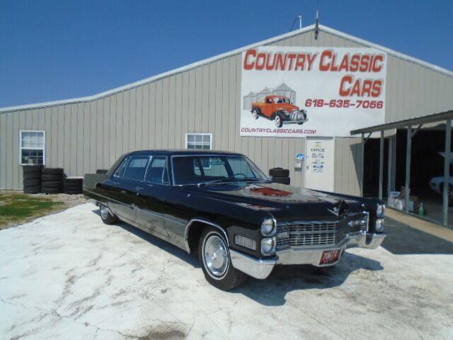 1966 Cadillac Fleetwood (CC-1525695) for sale in Staunton, Illinois