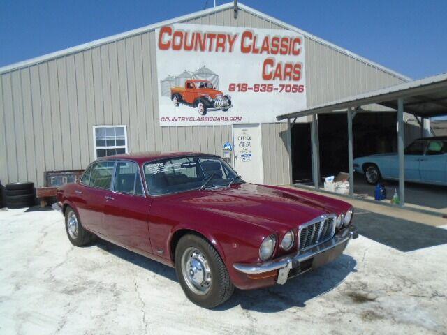 1978 Jaguar XJ (CC-1525700) for sale in Staunton, Illinois
