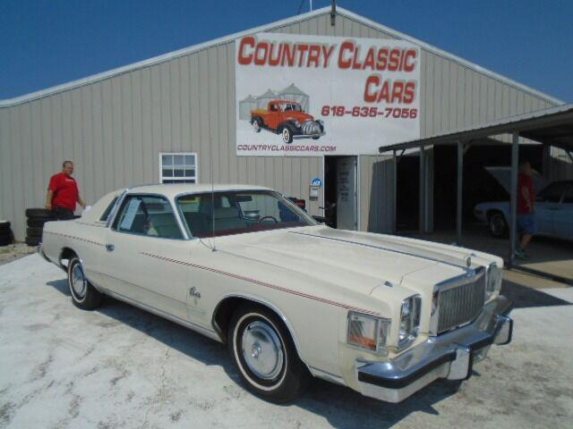 1979 Chrysler Cordoba (CC-1525702) for sale in Staunton, Illinois