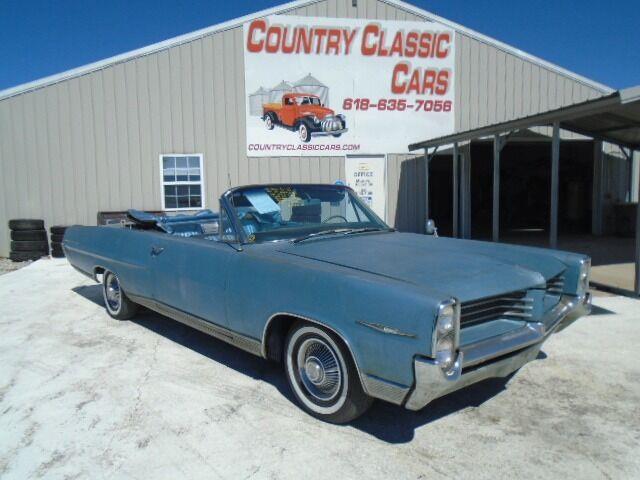 1964 Pontiac Bonneville (CC-1525706) for sale in Staunton, Illinois