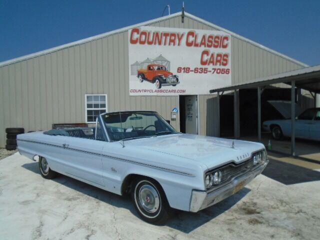 1966 Dodge Polara (CC-1525707) for sale in Staunton, Illinois
