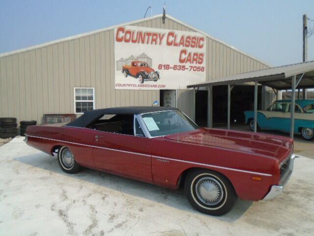 1969 Dodge Polara (CC-1525708) for sale in Staunton, Illinois