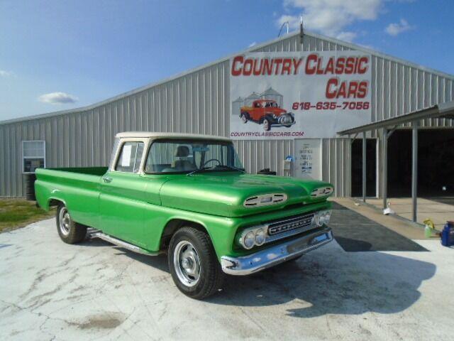 1961 Chevrolet C10 (CC-1525709) for sale in Staunton, Illinois
