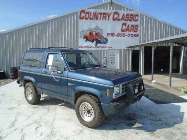 1988 Ford Bronco II (CC-1525712) for sale in Staunton, Illinois