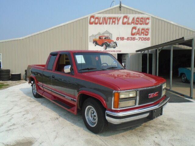 1991 GMC 1500 (CC-1525715) for sale in Staunton, Illinois