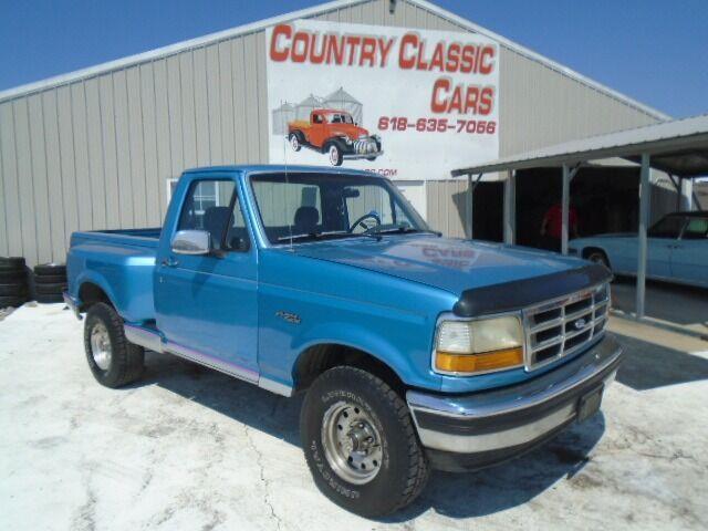 1992 Ford F150 (CC-1525717) for sale in Staunton, Illinois