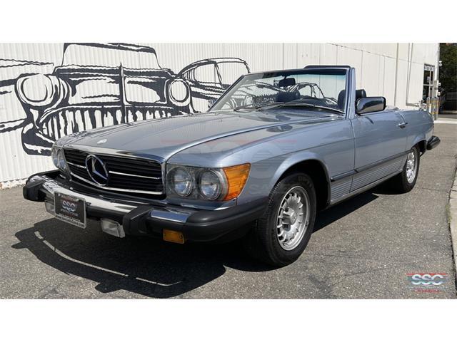 1982 Mercedes-Benz 380SL (CC-1525718) for sale in Fairfield, California