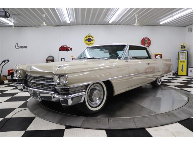 1963 Cadillac DeVille (CC-1525719) for sale in Clarence, Iowa