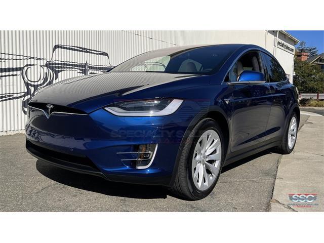 2020 Tesla Model X (CC-1525720) for sale in Fairfield, California