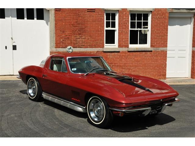 1967 Chevrolet Corvette (CC-1525739) for sale in Saratoga Springs, New York