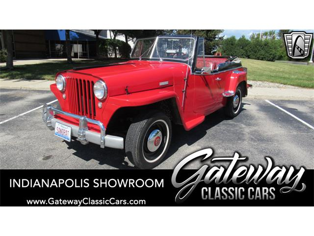 1949 Jeep Willys (CC-1525750) for sale in O'Fallon, Illinois