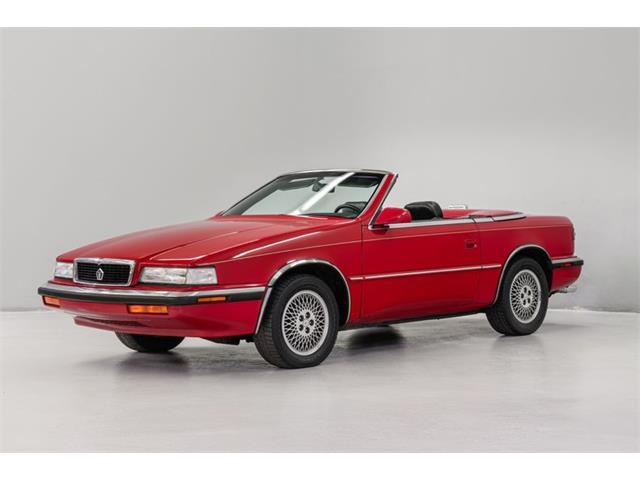 1990 Chrysler TC by Maserati (CC-1525767) for sale in Concord, North Carolina