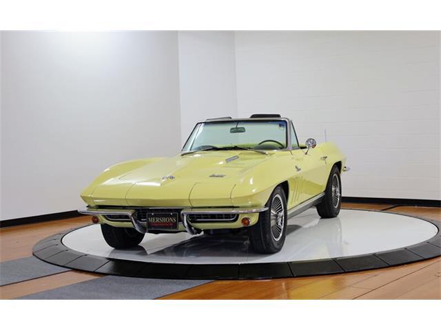 1966 Chevrolet Corvette (CC-1525771) for sale in Springfield, Ohio