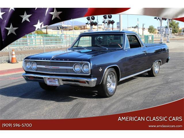 1965 Chevrolet El Camino (CC-1525780) for sale in La Verne, California