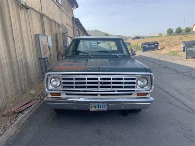 1974 Dodge D/W Series (CC-1525783) for sale in Cadillac, Michigan