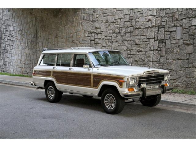 1988 Jeep Grand Wagoneer (CC-1520579) for sale in Atlanta, Georgia