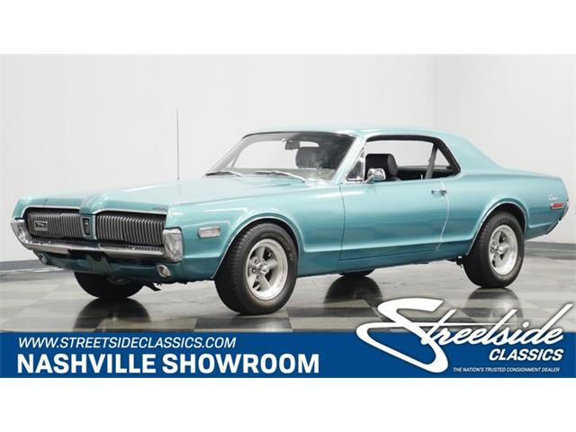 1968 Mercury Cougar (CC-1520058) for sale in Lavergne, Tennessee
