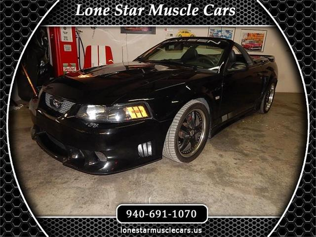 2004 Ford Mustang (CC-1520580) for sale in Wichita Falls, Texas