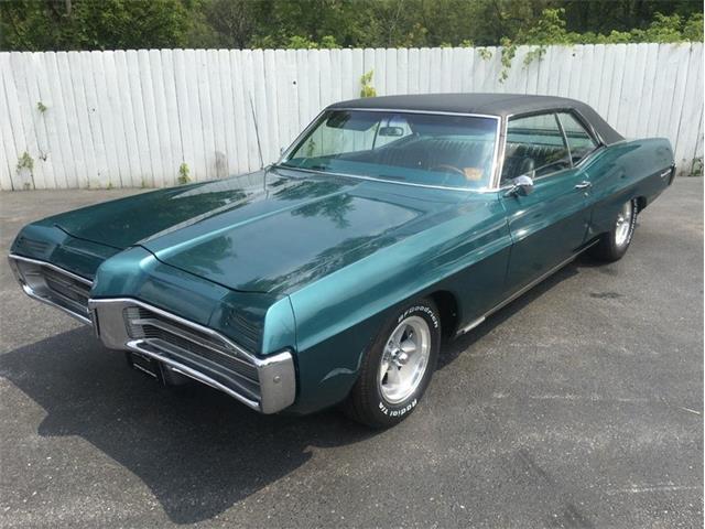 1967 Pontiac Grand Prix (CC-1525818) for sale in Saratoga Springs, New York