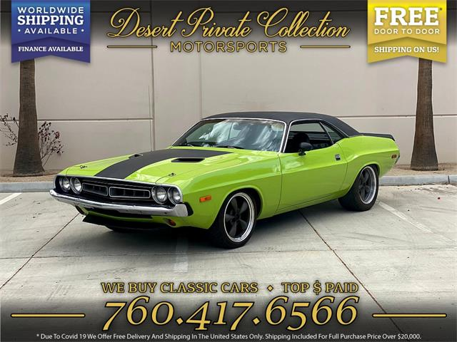 1974 Dodge Challenger (CC-1525834) for sale in Palm Desert , California