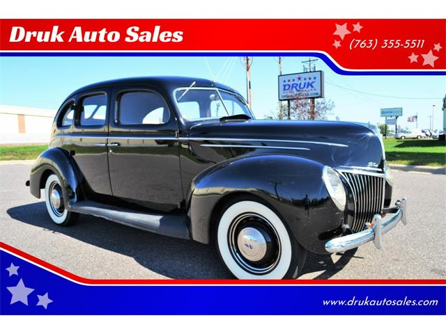 1939 Ford Deluxe (CC-1525839) for sale in Ramsey, Minnesota