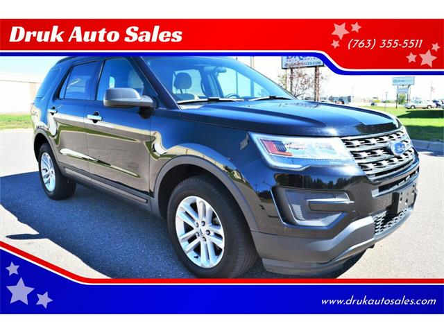 2017 Ford Explorer (CC-1525845) for sale in Ramsey, Minnesota