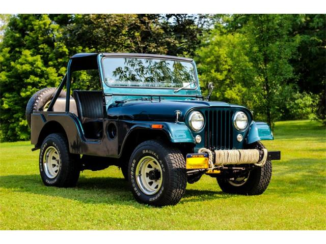 1957 Willys Jeep (CC-1525862) for sale in Saratoga Springs, New York