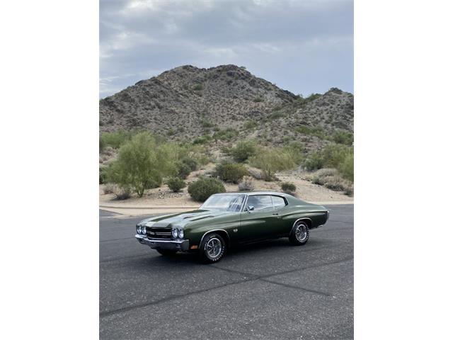 1970 Chevrolet Chevelle (CC-1525865) for sale in Phoenix, Arizona