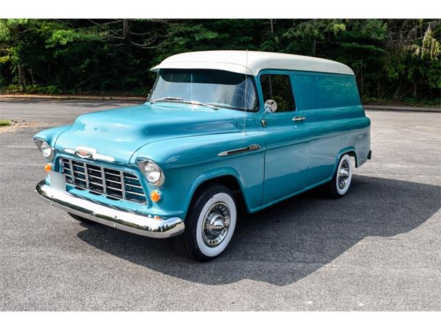 1956 Chevrolet 3100 (CC-1525871) for sale in Saratoga Springs, New York