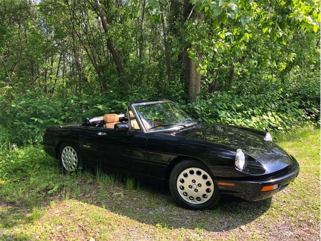 1993 Alfa Romeo Spider (CC-1525880) for sale in Saratoga Springs, New York