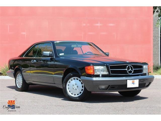 1991 Mercedes-Benz 560 (CC-1525881) for sale in Tempe, Arizona