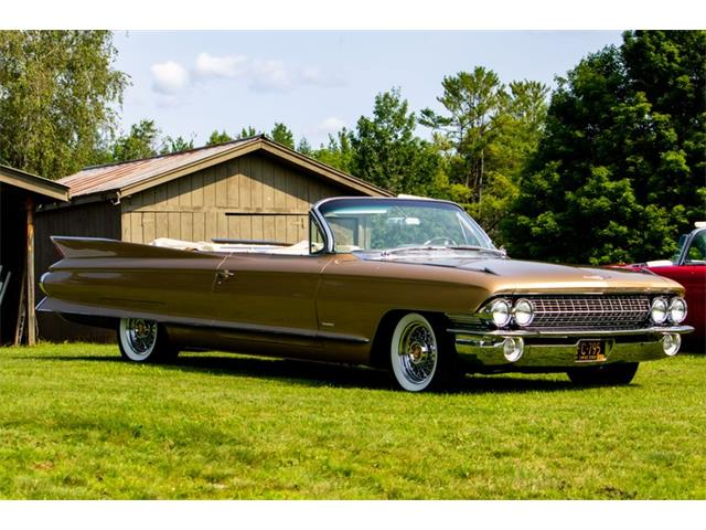 1961 Cadillac Series 62 (CC-1525887) for sale in Saratoga Springs, New York