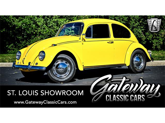 1967 Volkswagen Beetle (CC-1525888) for sale in O'Fallon, Illinois