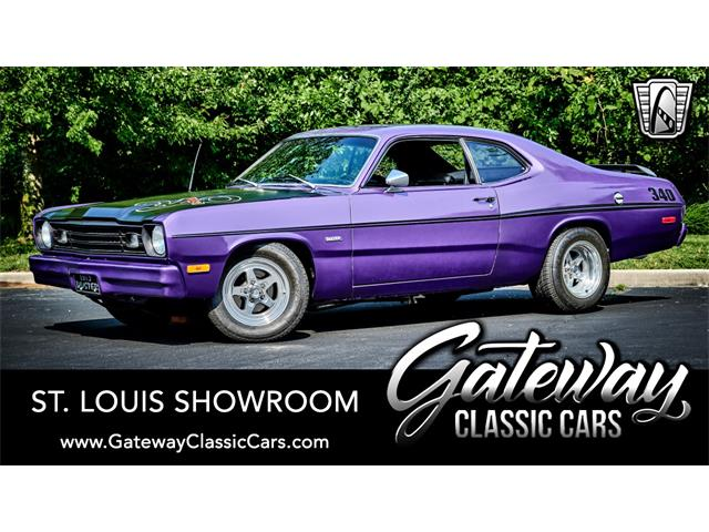 1973 Plymouth Duster (CC-1525891) for sale in O'Fallon, Illinois