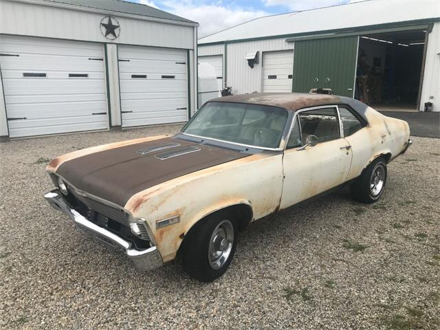 1968 Chevrolet Nova (CC-1525896) for sale in Knightstown, Indiana