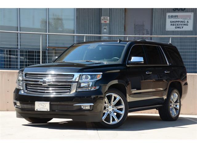 2015 Chevrolet Tahoe (CC-1525901) for sale in Santa Barbara, California