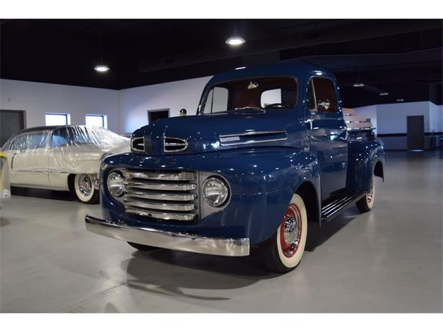 1949 Ford F1 (CC-1525902) for sale in Sioux City, Iowa