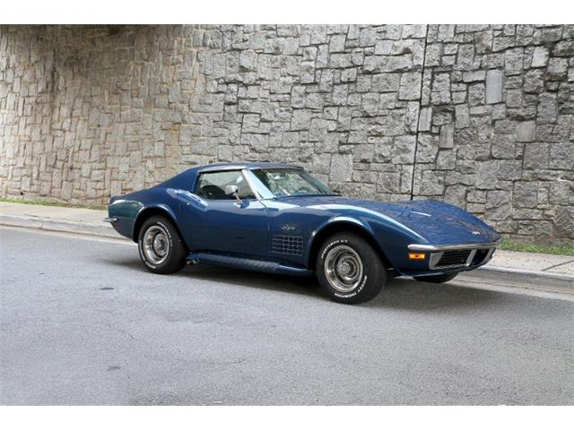 1971 Chevrolet Corvette (CC-1525907) for sale in Atlanta, Georgia