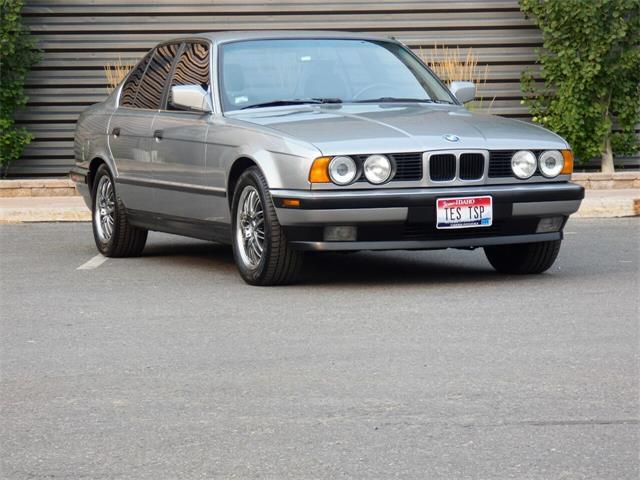 1989 BMW 5 Series (CC-1525911) for sale in Hailey, Idaho