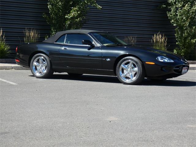 1997 Jaguar XK (CC-1525920) for sale in Hailey, Idaho